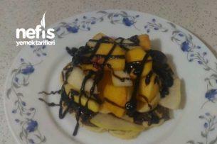 Yumurta Kokmayan Waffle Tarifi