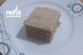 İncirli Bisküvili Pastam Tarifi