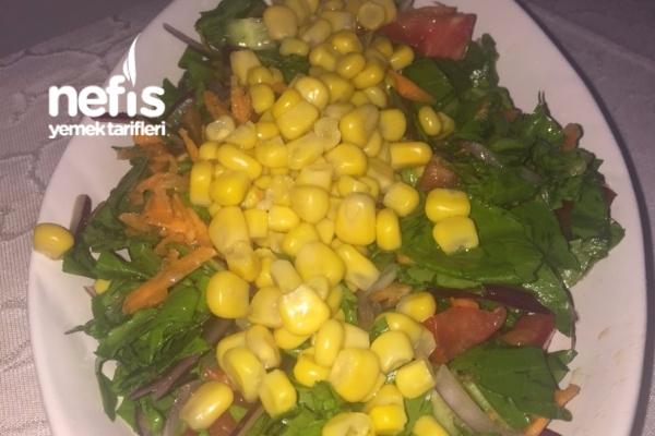 Mısırlı Roka Salatası Tarifi