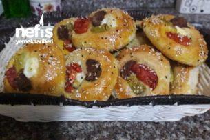 Pizza Pogaca Tarifi