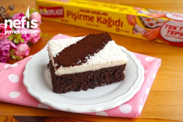 Yağsız Pasta Tarifi – Yumuşacık keki ve lezzetli kreması ile