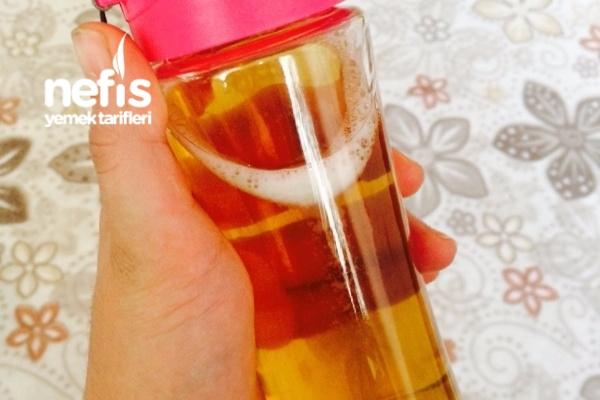 Yeşil Çay, Soda ,Limon (Deneyen Herkes Memnun) Tarifi