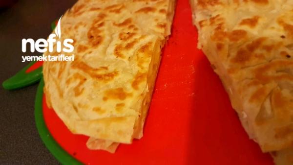 kolay Tava Böreği (yufkadan)