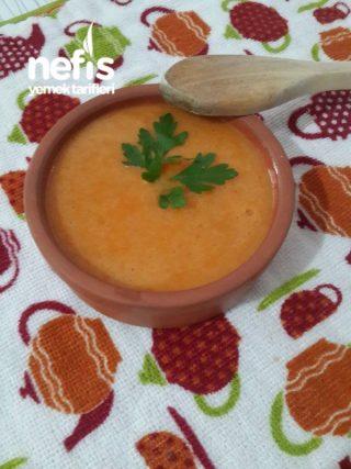 Domates Çorbası(sütsüz Tereyağlı)