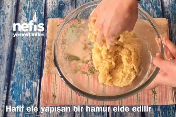 Limonlu Çatlak Kurabiye (Videolu)