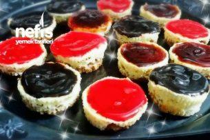 Mini Cheesecake Tarifi