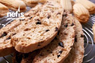 Bir İtalyan Lezzeti Biscotti Tarifi