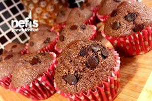 Damla Çikolatalı Muffin (Lezzeti Garanti) Tarifi