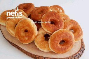 Donut Şekilde Pişi Tarifi