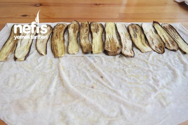 Köfteli Patlıcanlı Beyti Kebabı