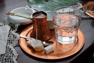 Püf Noktalarıyla Türk Kahvesi Yapımı ve Sunumu Tarifi