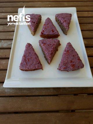 Chialı Puf Kek(81 Kalori)