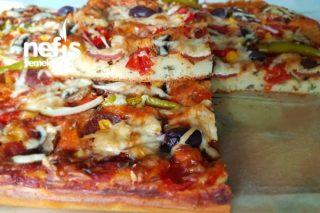 Muhteşem Lezzet Pizza Kek Tarifi
