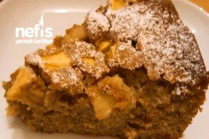 Elmalı Cevizli Kek Tarifi