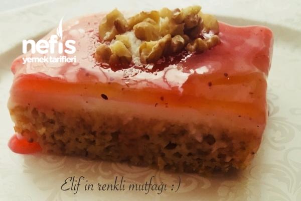 Harikalar Diyarı Pastası (Unsuz) Tarifi