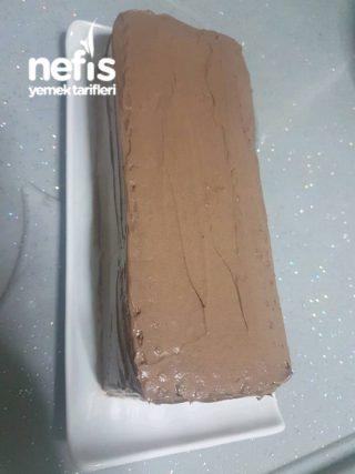 3 Malzemeli Baton Mozaik Pasta (BASİT VE LEZZETLİ )