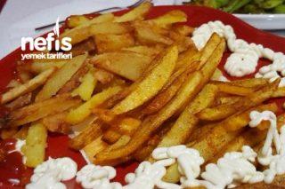 Sarı Kırmızı Çıtır Patates Tarifi