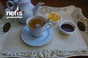 Grip Çayı Tarifi