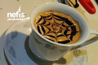 Sütlü Köpüklü Lezzetli Kahve Tarifi