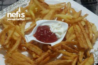 Bildiğiniz Patates Kızartması Değil (Kesinlikle Deneyin) Tarifi