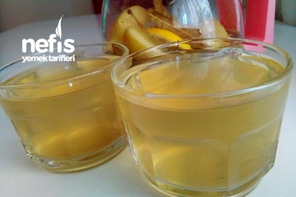 Soğuk Algınlığı Çayı Tarifi