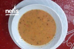Sütlü Ve Baharatlı Domates Çorbam Tarifi