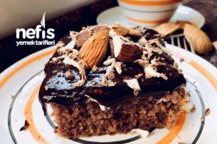 Bol Çikolatalı Islak Kek Pasta Tarifi
