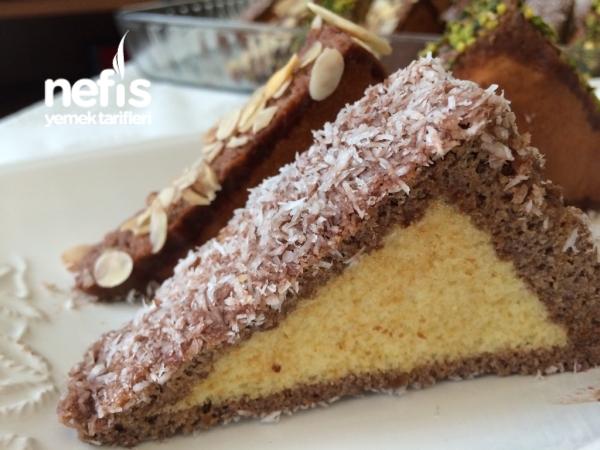 İngiliz Pastası (üçgen Kek)