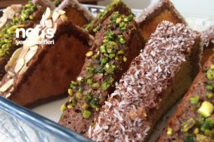 İngiliz Pastası (Üçgen Kek) Tarifi