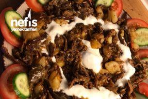 Kuru Biber Patlıcan Patates Kızartması (Damak Tadınızda) Tarifi