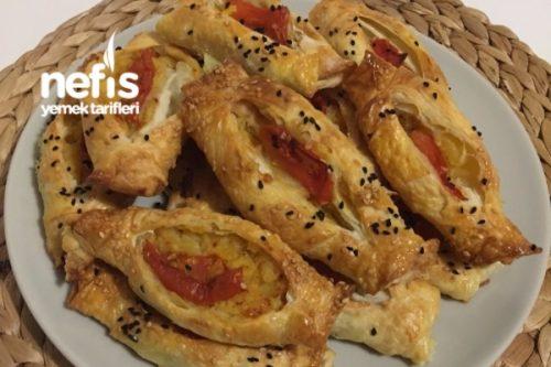 Patatesli Karnıyarık Böreği Tarifi