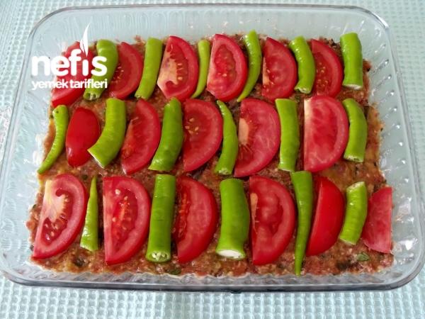 Patlıcan Böreği ( Afyon Usulu )