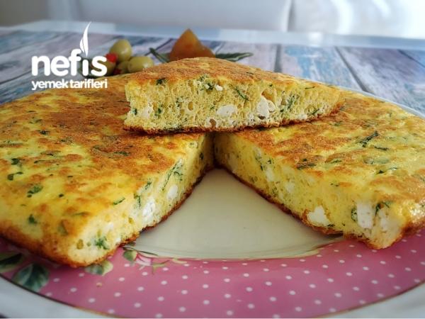 Kahvaltılık Omlet Böreği (puf Puf)