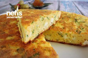 Kahvaltılık Omlet Böreği (Puf Puf) Tarifi