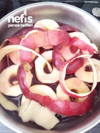 Kaymaklı Elma Tatlısı