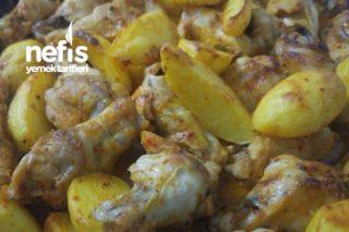 Kremalı Tavuk Kanat (Yumuşacık Lezzet) Tarifi