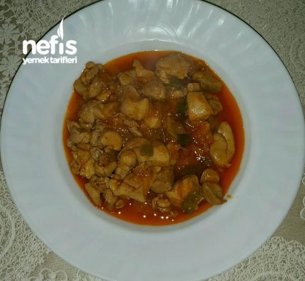 Tavuk Sote