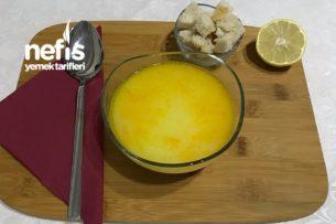 Terbiyesiz Vitaminli Tavuk Çorbası Tarifi