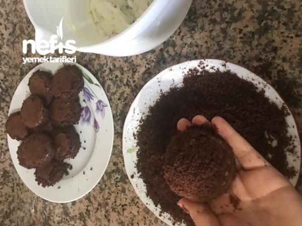 Porsiyonluk Köstebek Pastalarım