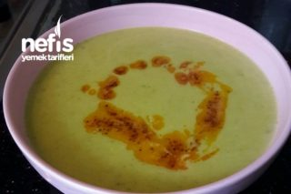 Sütlü Sebzeli Çorba (Çok Lezzetli) Tarifi