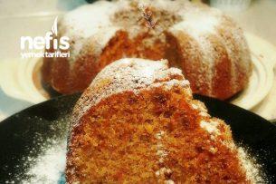 Tarçınlı Üzümlü Cevizli Kek Tarifi