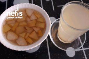 Meyve Kompostosu (Artan Meyveleri Değerlendirme) Tarifi