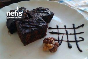 Nefis Islak Kek (Bol Bol Çikolatalı) Tarifi