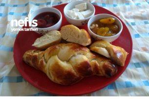 Paskalya Çöreği (Pastane Tadında) Tarifi