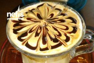 Sütlü Köpüklü Kahve Tarifi