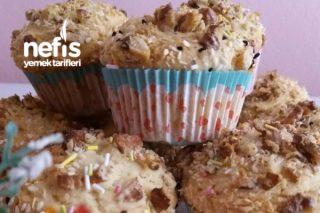 Zeytinyağlı Muffin Kek Tarifi