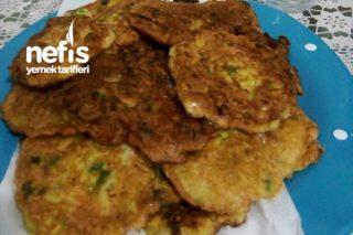 Patates Ve Havuçlu Kabak Mücver Tarifi