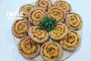 Patatesli Rulolar (Kıyır Kıyır) Tarifi