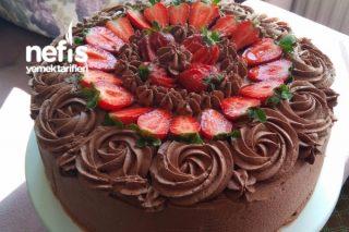 Yaş Pasta 2 (Çikolatalı) Tarifi