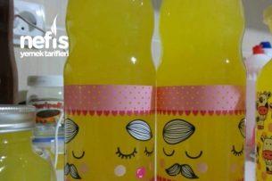 5 Mandalina 1 Limon Tarifi
